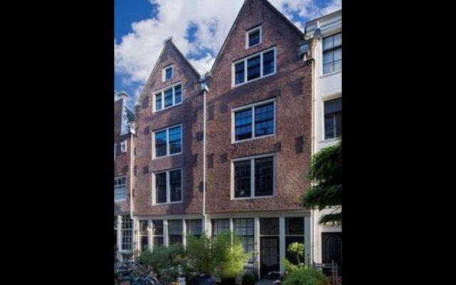 Отель Sleep in Amsterdam B&B Нидерланды, Амстердам - отзывы, цены и фото номеров - забронировать отель Sleep in Amsterdam B&B онлайн вид на фасад