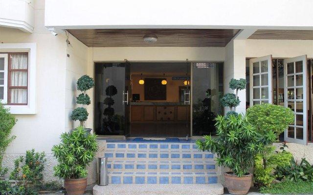 Отель Hillside Resort Pattaya Таиланд, Паттайя - 8 отзывов об отеле, цены и фото номеров - забронировать отель Hillside Resort Pattaya онлайн вид на фасад