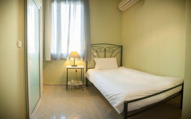 Kimon Hotel Афины комната для гостей