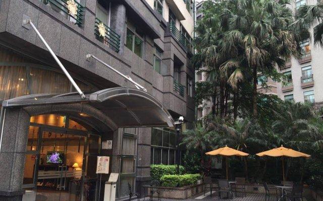 Отель City Lake Hotel Taipei Тайвань, Тайбэй - отзывы, цены и фото номеров - забронировать отель City Lake Hotel Taipei онлайн вид на фасад