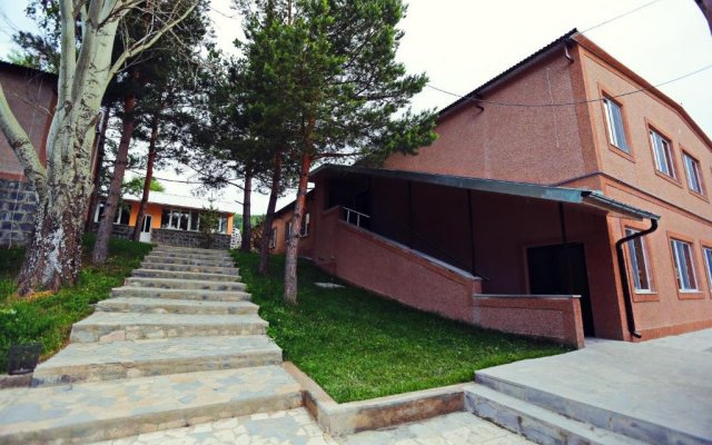 Отель Sion Resort вид на фасад
