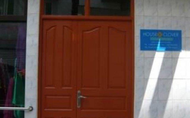Отель House Clover Мальдивы, Северный атолл Мале - отзывы, цены и фото номеров - забронировать отель House Clover онлайн вид на фасад
