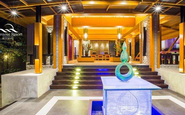 Отель Phuvaree Resort Пхукет вид на фасад