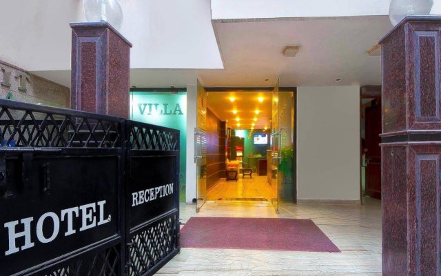 Hotel Amrit Villa вид на фасад