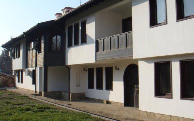 Hotel Maraya Велико Тырново вид на фасад
