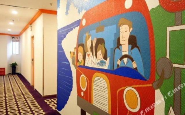 Pod Inn Shanghai Children S Hospital Of Fudan Univ