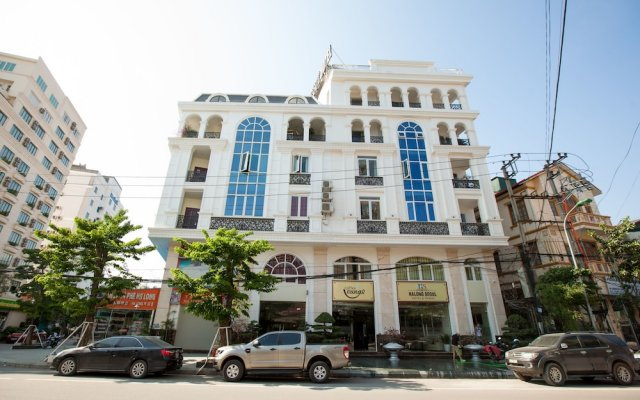 Ha Long Seoul Hotel вид на фасад