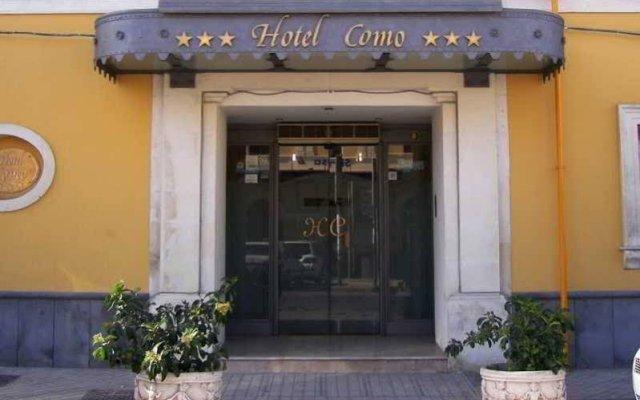Отель Como Италия, Сиракуза - отзывы, цены и фото номеров - забронировать отель Como онлайн вид на фасад