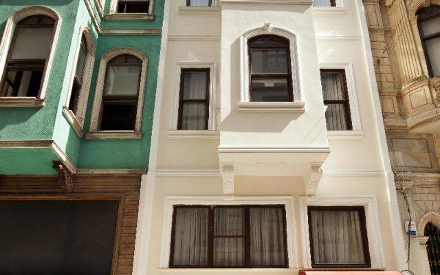 Отель Gravis Suites Стамбул вид на фасад