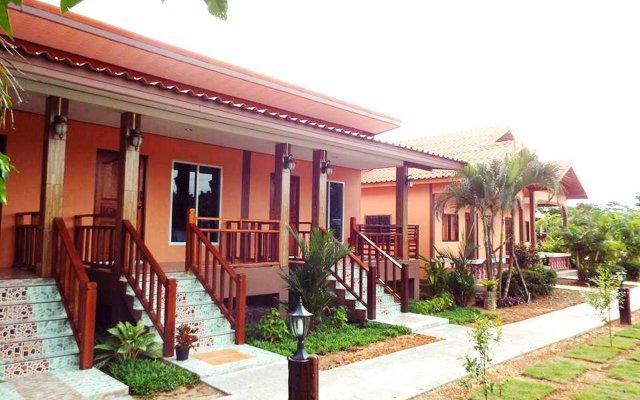 Отель Lanta Riviera Villa Resort Ланта вид на фасад