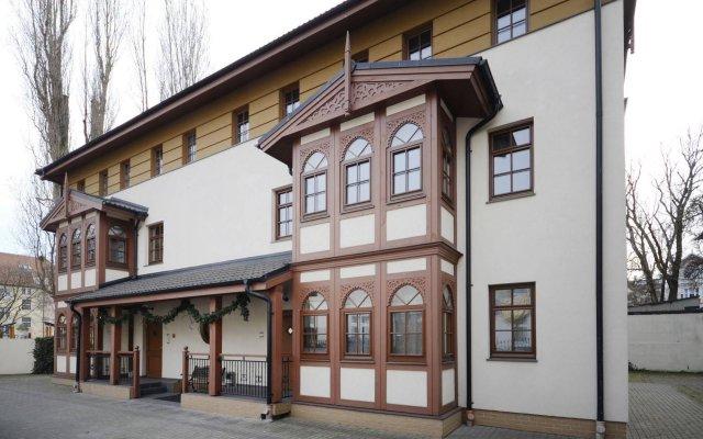 Отель Dom & House - Apartamenty Zacisze вид на фасад
