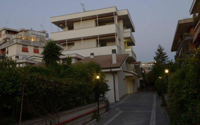 Hotel Villa Giulia вид на фасад