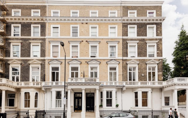 Отель 1Br - South Kensington - St01 - Rgb 82563 вид на фасад