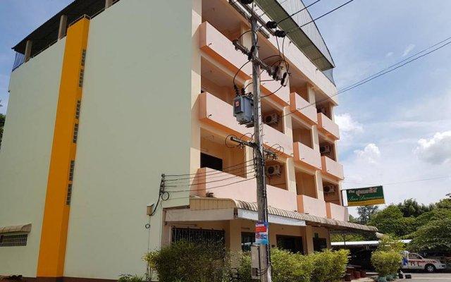 Отель Ban Punmanus Guesthouse Таиланд, Краби - отзывы, цены и фото номеров - забронировать отель Ban Punmanus Guesthouse онлайн вид на фасад