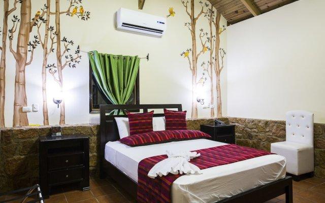 Отель Mayan Hills Resort Гондурас, Копан-Руинас - отзывы, цены и фото номеров - забронировать отель Mayan Hills Resort онлайн комната для гостей