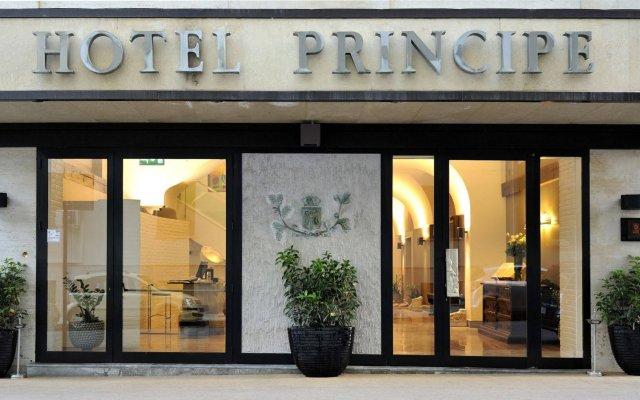 Hotel Principe di Villafranca вид на фасад