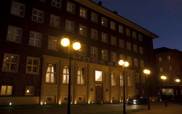 Гостиница Москва вид на фасад