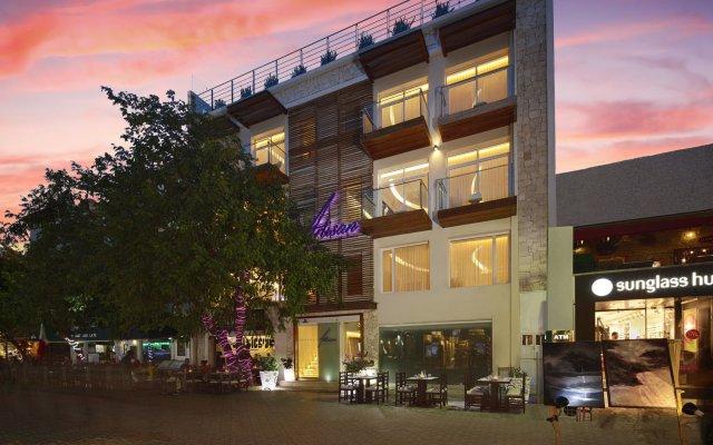 Отель Senses Quinta Avenida By Artisan Adults Only вид на фасад