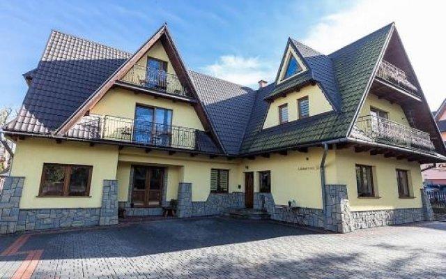 Отель Willa Cyrek Польша, Закопане - отзывы, цены и фото номеров - забронировать отель Willa Cyrek онлайн вид на фасад