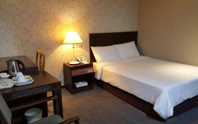 Отель Airport Gimpo Сеул комната для гостей