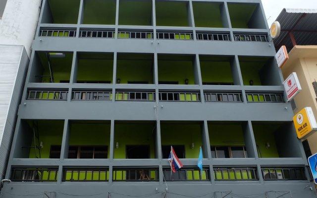 Отель B&B House & Hostel Таиланд, Краби - отзывы, цены и фото номеров - забронировать отель B&B House & Hostel онлайн вид на фасад