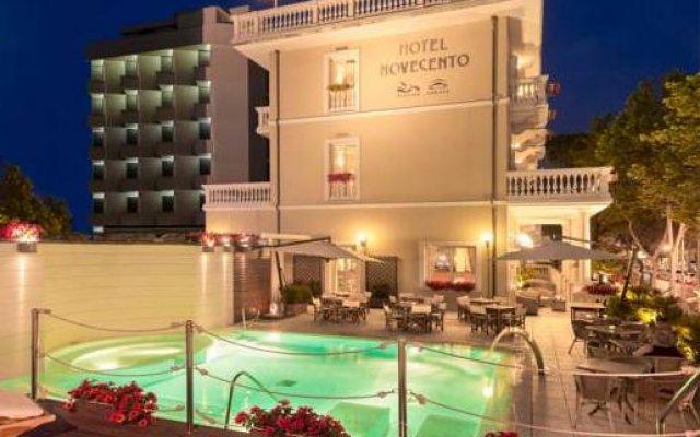 Novecento Suite Hotel вид на фасад