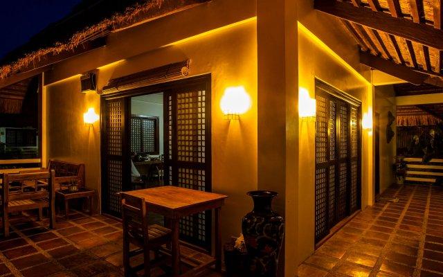 Отель Marqis Sunrise Sunset Resort and Spa Филиппины, Баклайон - отзывы, цены и фото номеров - забронировать отель Marqis Sunrise Sunset Resort and Spa онлайн вид на фасад