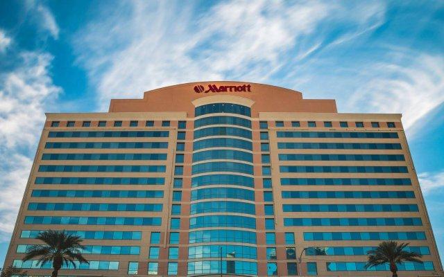 Отель Las Vegas Marriott США, Лас-Вегас - отзывы, цены и фото номеров - забронировать отель Las Vegas Marriott онлайн вид на фасад