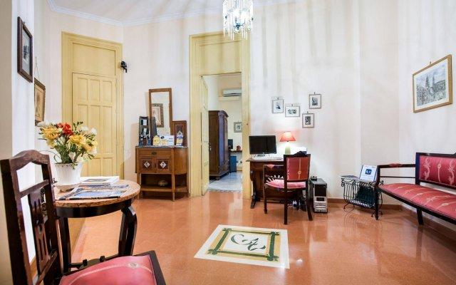Отель La Casa di Zoe Италия, Палермо - отзывы, цены и фото номеров - забронировать отель La Casa di Zoe онлайн комната для гостей