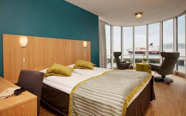 Отель Scandic Ålesund Норвегия, Олесунн - 1 отзыв об отеле, цены и фото номеров - забронировать отель Scandic Ålesund онлайн комната для гостей