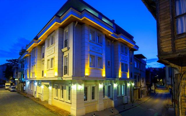 Walton Hotels Oldcity Турция, Стамбул - отзывы, цены и фото номеров - забронировать отель Walton Hotels Oldcity онлайн вид на фасад