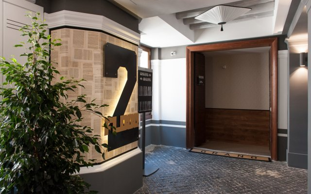 Отель Relais Santa Maria Maggiore Италия, Рим - 1 отзыв об отеле, цены и фото номеров - забронировать отель Relais Santa Maria Maggiore онлайн вид на фасад