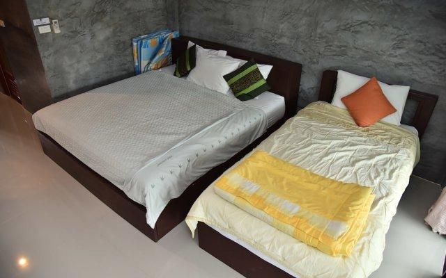 Отель SD Beach Resort Таиланд, Пак-Нам-Пран - отзывы, цены и фото номеров - забронировать отель SD Beach Resort онлайн вид на фасад