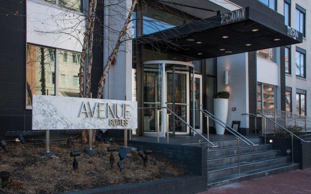 Avenue Suites-A Modus Hotel вид на фасад
