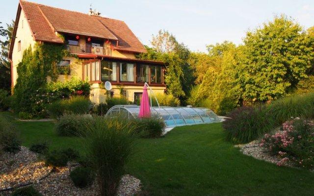 Отель W Starym Sadzie Польша, Вроцлав - отзывы, цены и фото номеров - забронировать отель W Starym Sadzie онлайн вид на фасад