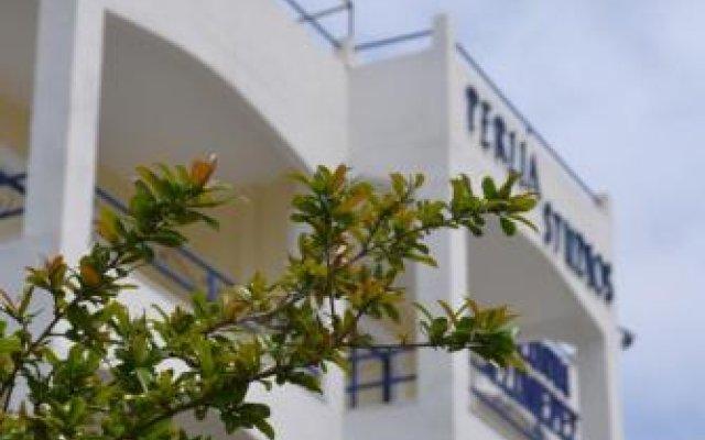 Отель Valente Perlia Rooms Греция, Порос - отзывы, цены и фото номеров - забронировать отель Valente Perlia Rooms онлайн вид на фасад