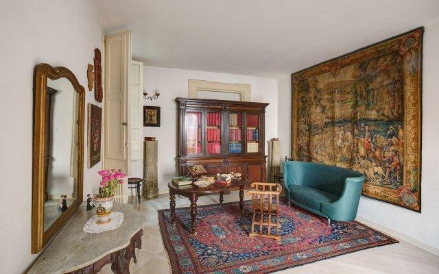 Отель Palazzo Massa Лечче комната для гостей