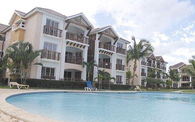 Отель Laguna Golf Доминикана, Пунта Кана - отзывы, цены и фото номеров - забронировать отель Laguna Golf онлайн вид на фасад
