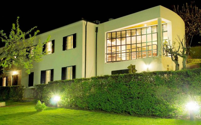 Отель Quinta Da Timpeira вид на фасад