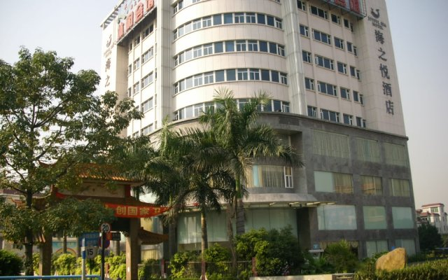 Joyful Sea Hotel вид на фасад