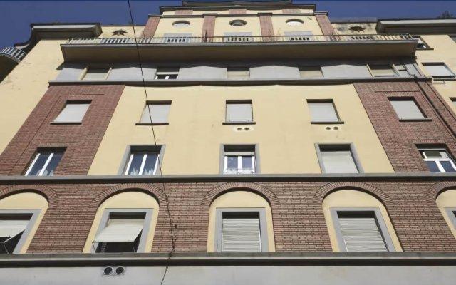 Отель Raffaela's Suite & Rooms вид на фасад