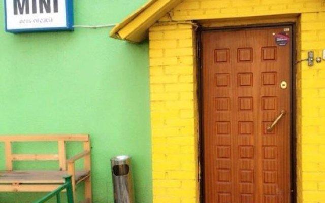 Гостиница Мини-Отель Минт на Тишинке в Москве - забронировать гостиницу Мини-Отель Минт на Тишинке, цены и фото номеров Москва вид на фасад