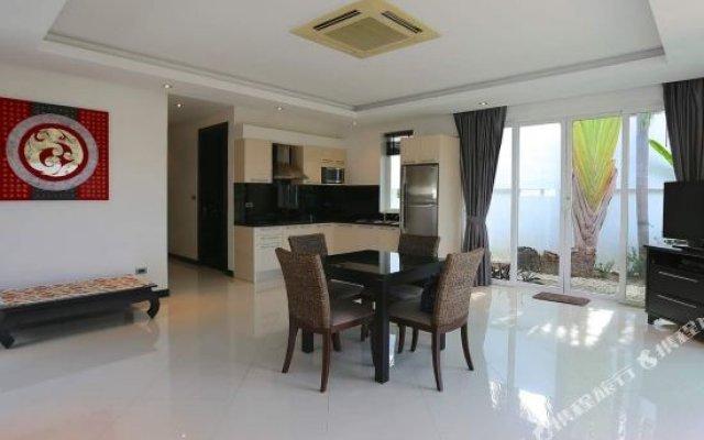 Отель Pool Villa Pattaya - The Palm Oasis 1 Таиланд, Паттайя - отзывы, цены и фото номеров - забронировать отель Pool Villa Pattaya - The Palm Oasis 1 онлайн