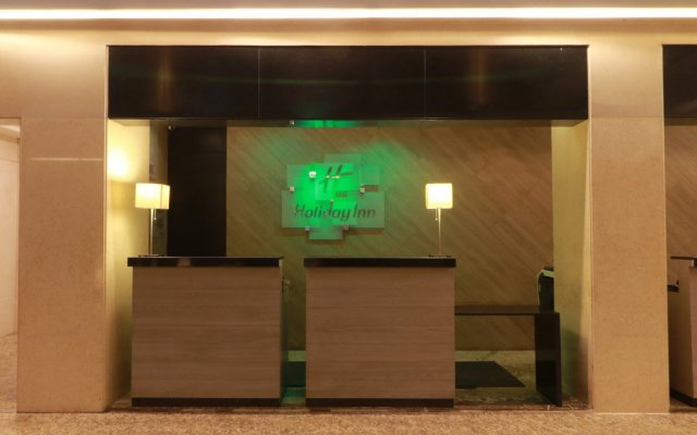 Отель Holiday Inn Ciudad De Mexico-Trade Center Мексика, Мехико - отзывы, цены и фото номеров - забронировать отель Holiday Inn Ciudad De Mexico-Trade Center онлайн вид на фасад