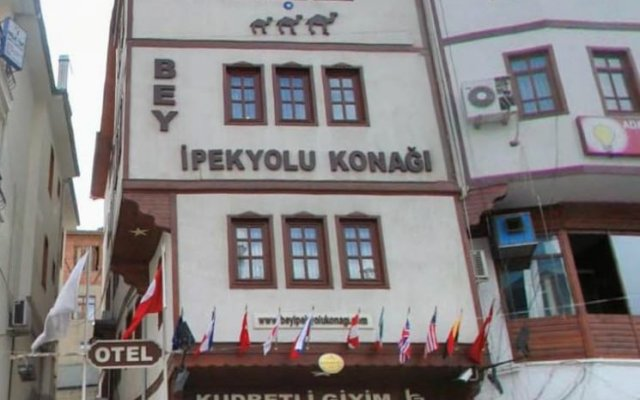 Отель Beypazari Ipekyolu Konagi вид на фасад