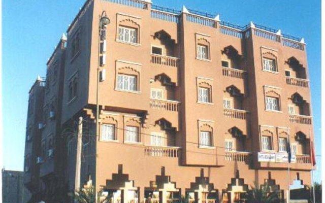 Отель Ternata Марокко, Загора - отзывы, цены и фото номеров - забронировать отель Ternata онлайн вид на фасад