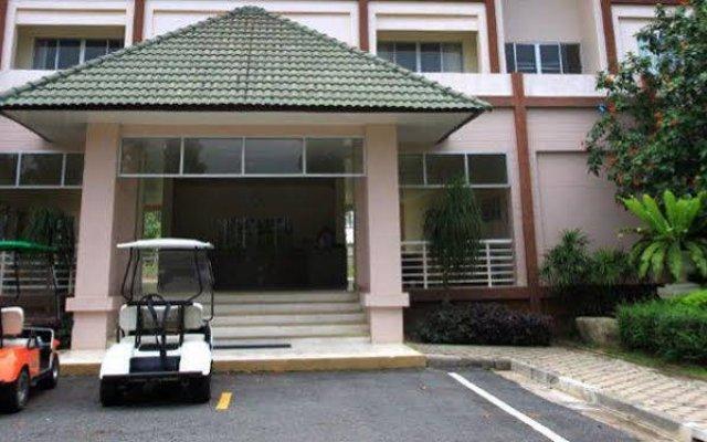 Отель Pattana Residence вид на фасад