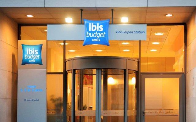 Отель ibis budget Antwerpen Centraal Station Бельгия, Антверпен - 1 отзыв об отеле, цены и фото номеров - забронировать отель ibis budget Antwerpen Centraal Station онлайн вид на фасад