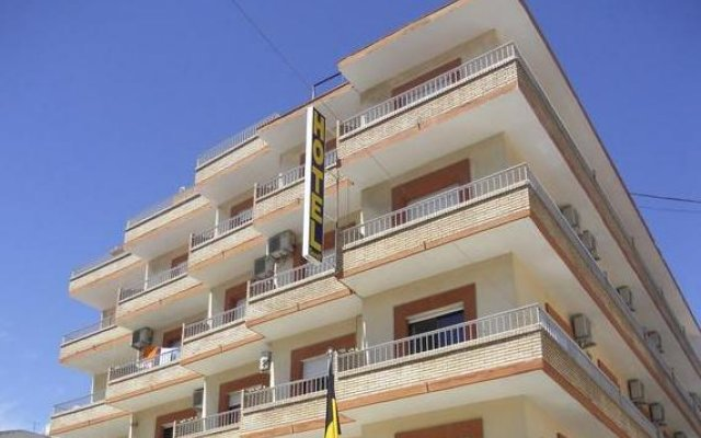 Отель Sacratif Испания, Мотрил - отзывы, цены и фото номеров - забронировать отель Sacratif онлайн вид на фасад