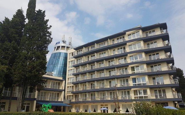 Отель Kalofer Hotel Болгария, Солнечный берег - 1 отзыв об отеле, цены и фото номеров - забронировать отель Kalofer Hotel онлайн вид на фасад